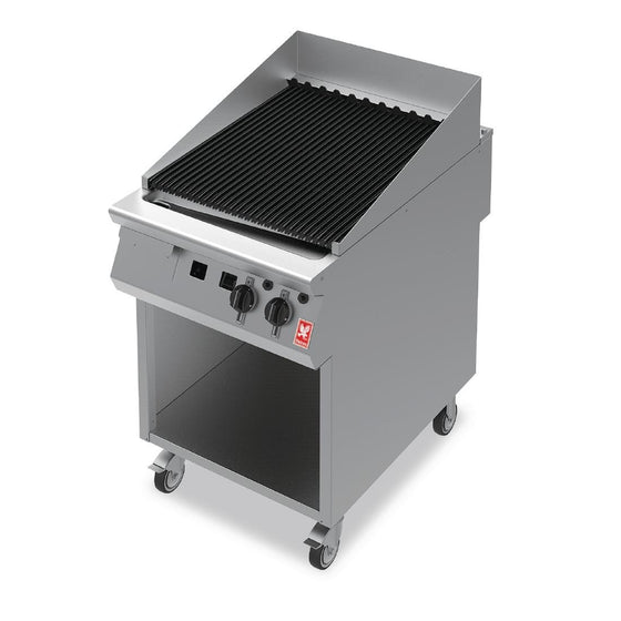Falcon F900 Chargrill on Mobile Stand Propane Gas G9460 - GR448-P