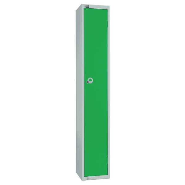 Elite Single Door Electronic Combination Locker Green - W954-EL