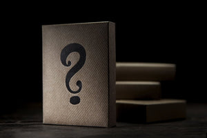 Mystery Playing Cards Handcrafted Wooden Lockbox