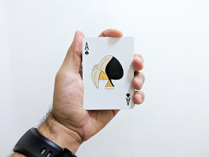 Peelers Playing Card