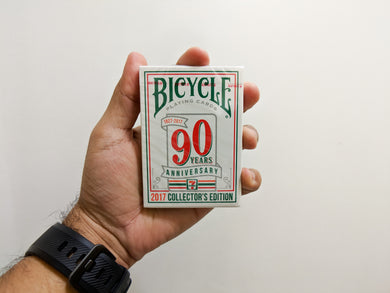 Bicycle Playing Cards 7-ELEVEN 90 Year Anniversary