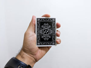 Black Roses Playing Cards V1 (Limited Supplies)