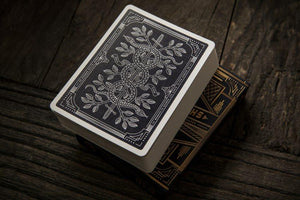 Monarchs Four Pack Set of Playing Cards