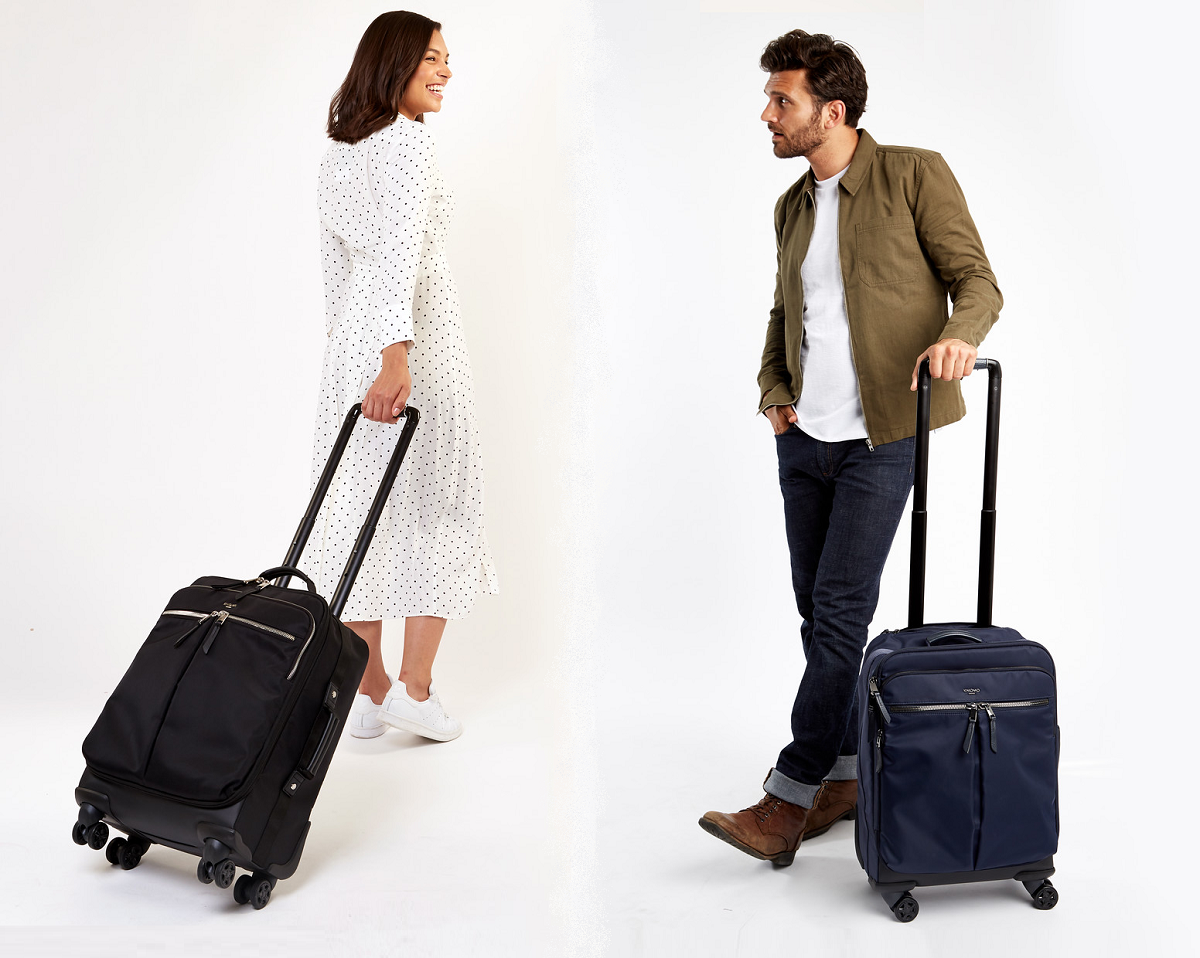 Park Lane: essential carry-on luggage for men and women