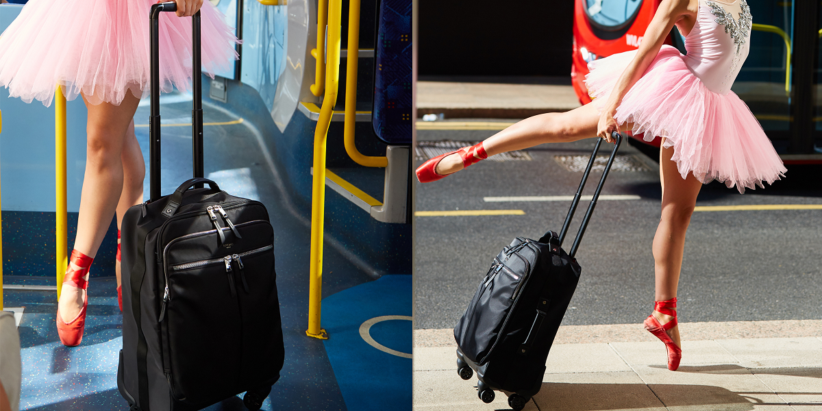 Park Lane: the best in class travel bag