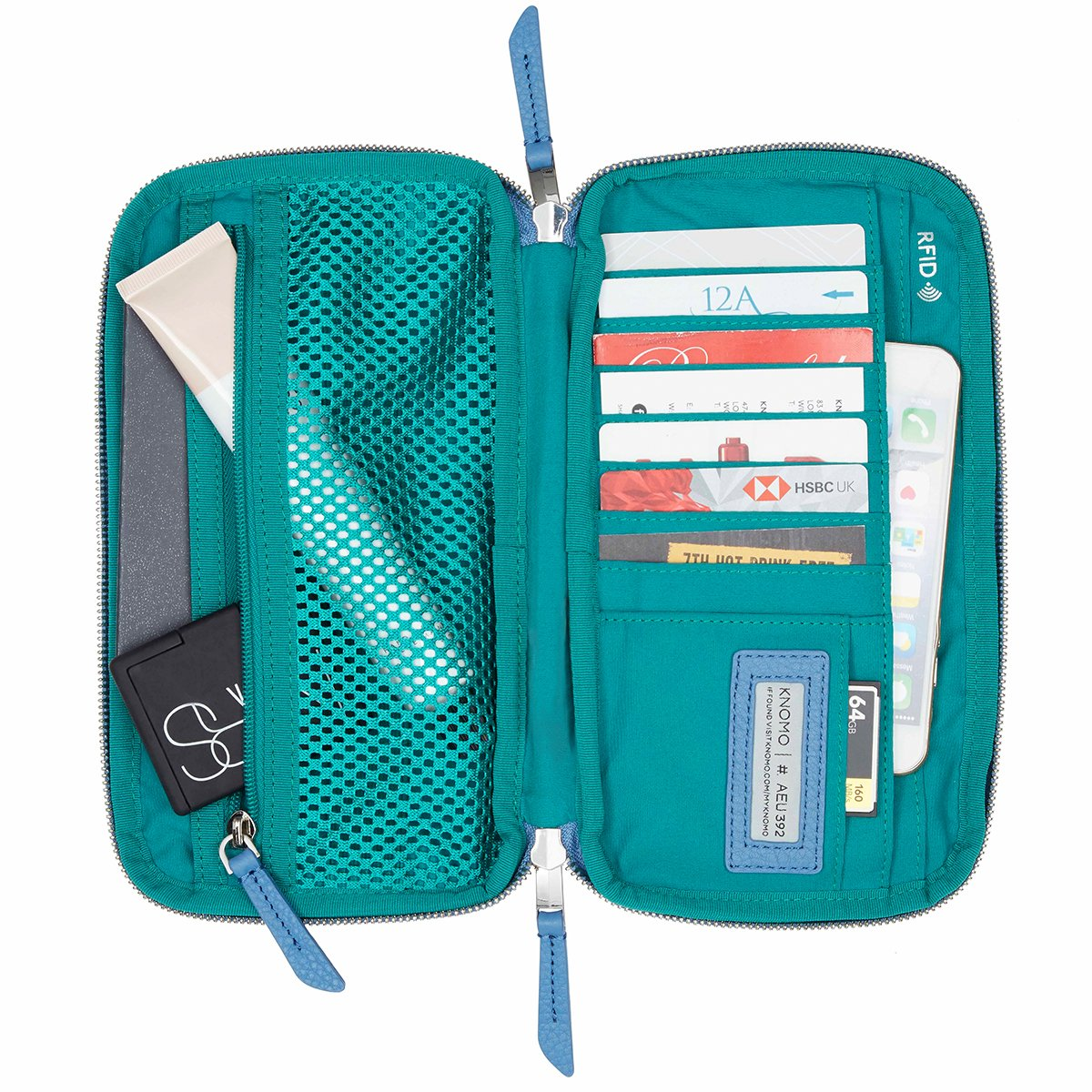 Knomad Travel Wallet Knomad Travel Wallet -  10.5"