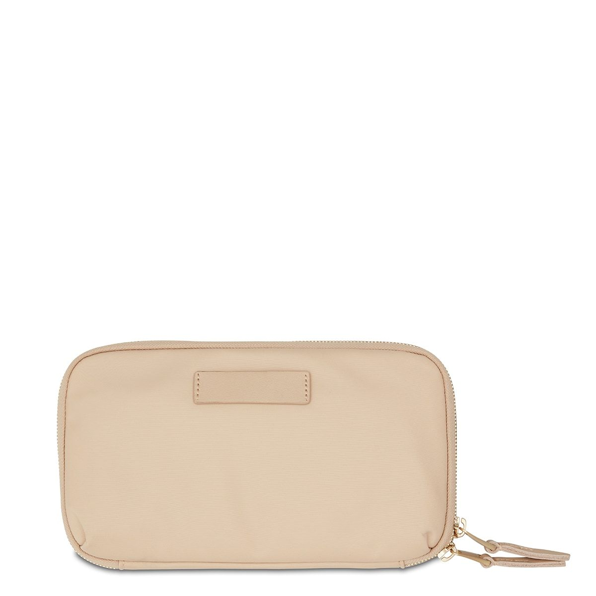 "KNOMO Knomad Travel Wallet Travel Organiser From Back 8"" -  Trench Beige 