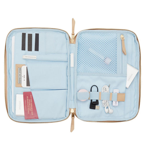 "KNOMO Knomad X-Body Organiser Tech Organiser For Everyday - 10.5"" Main Image 