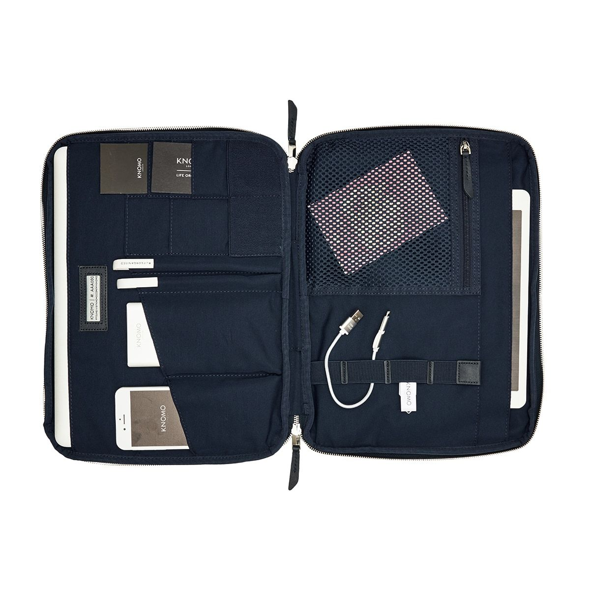 "Knomad X-Body Organiser Tech Organiser for Work - 13"" -  13"" 