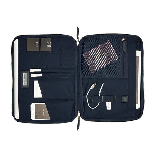 "KNOMO Knomad X-Body Organiser Tech Organiser for Work - 13"" Main Image 