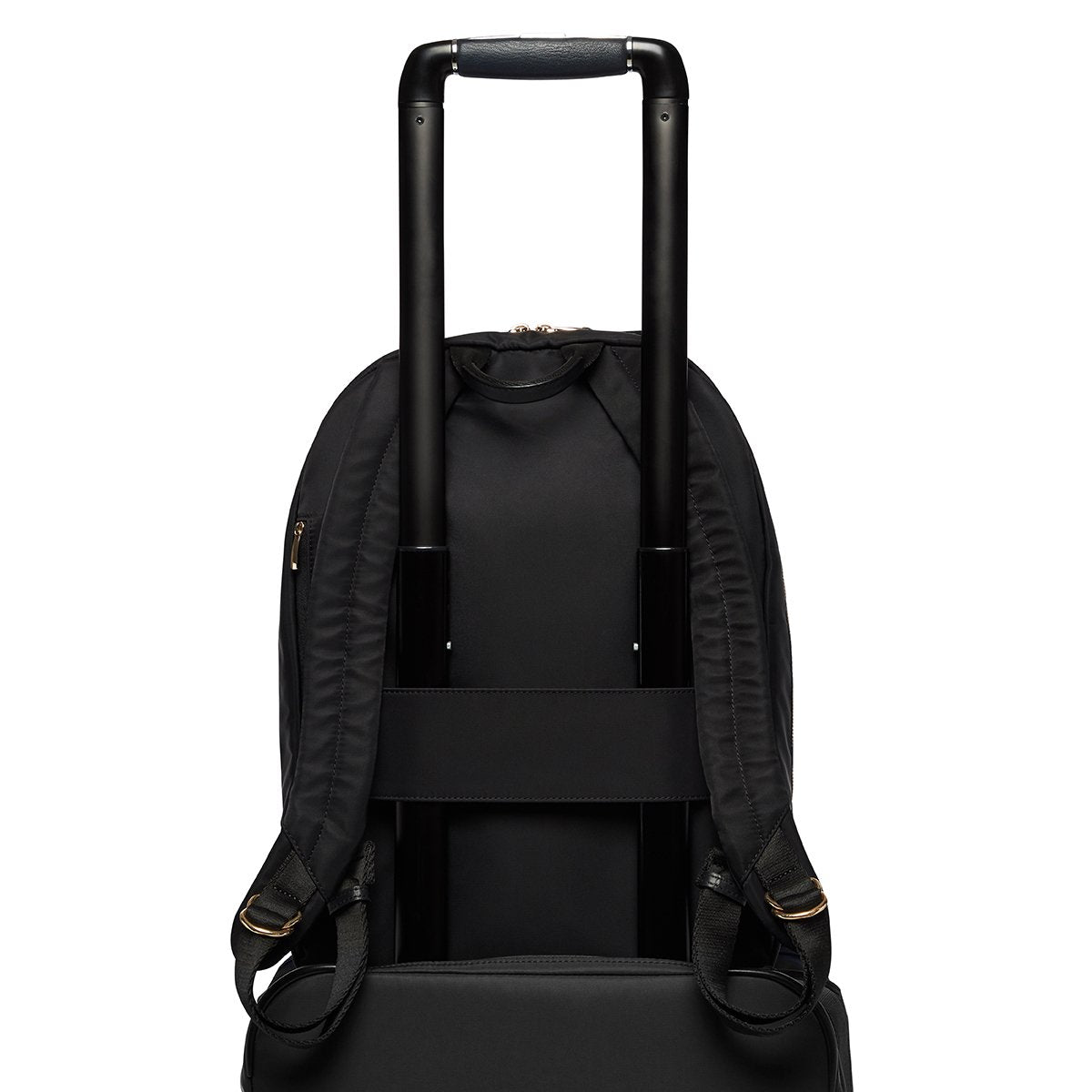 "KNOMO Beauchamp Laptop Backpack Trolley Sleeve View 14"" -  Black 