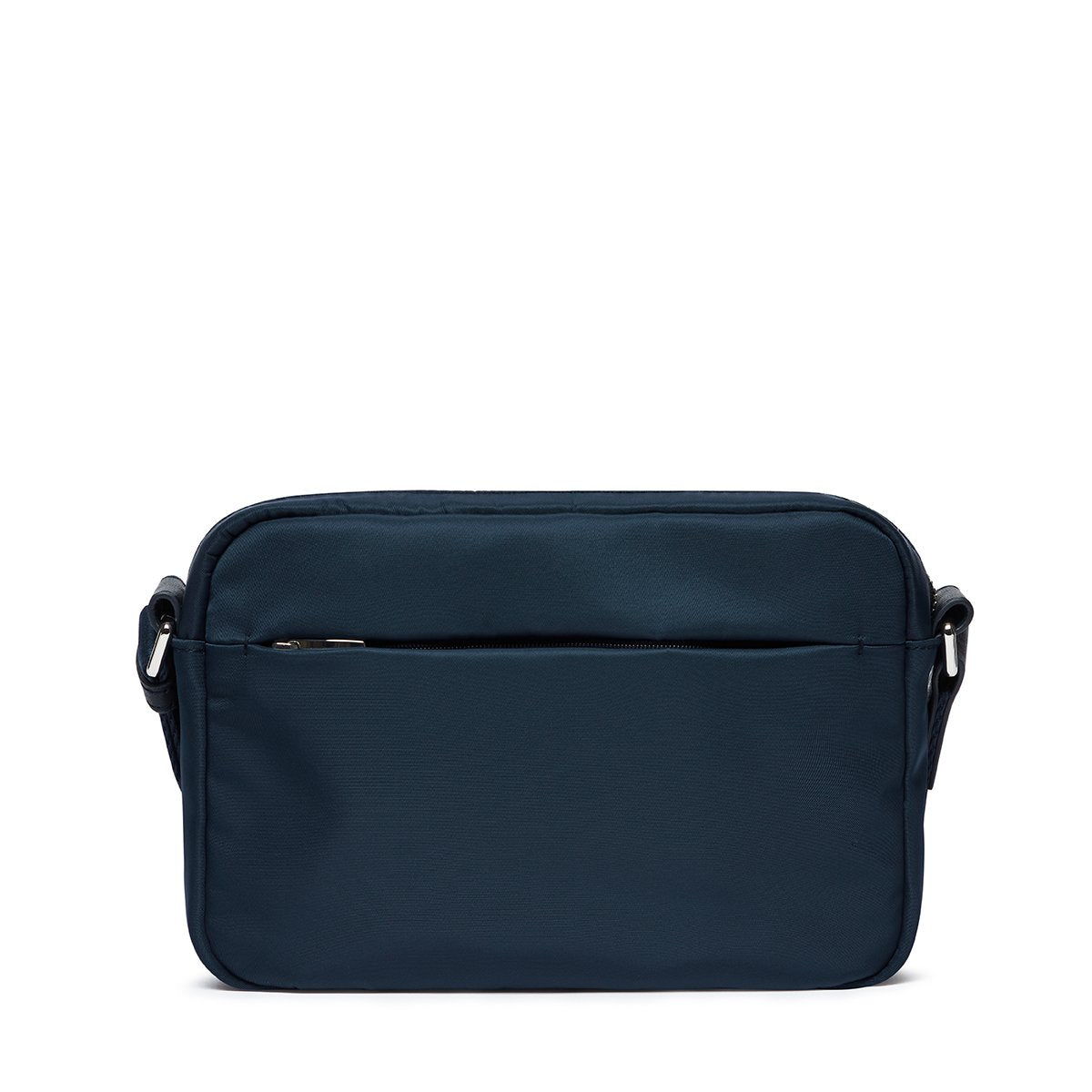 "KNOMO Avery Mini Cross-Body From Back 10.5"" -  Dark Navy Blazer 