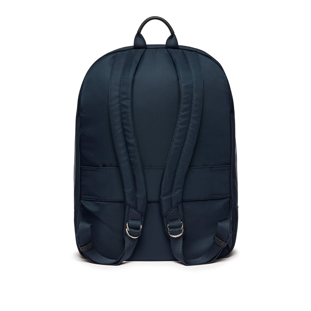 "Beaufort Women's 15.6"" Laptop Backpack - Dark Navy Blazer – KNOMO"