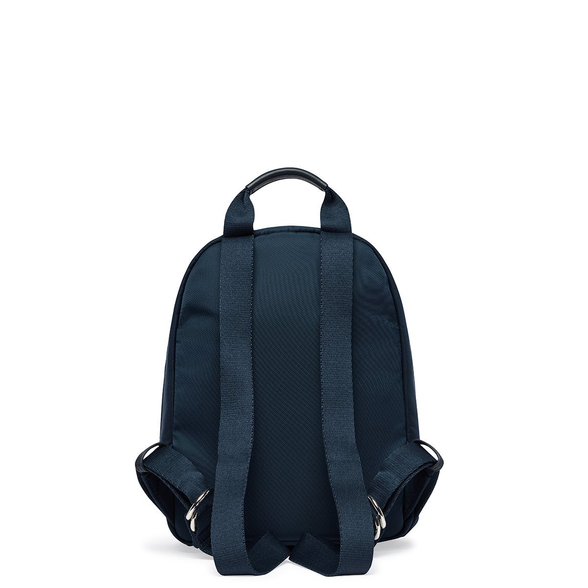 "KNOMO Beauchamp XS Backpack From Back 8"" -  Dark Navy Blazer 