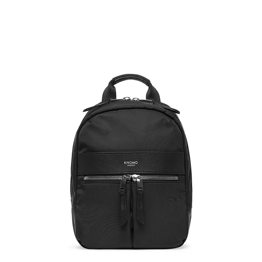 "Beauchamp XS Backpack 8"" Black – KNOMO"