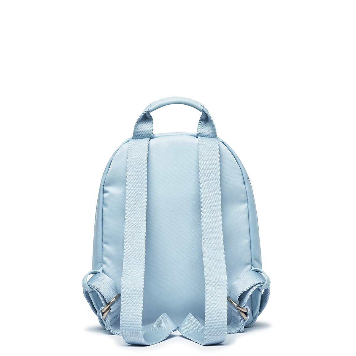 "KNOMO Beauchamp XS Backpack From Back 8"" -  Poplin Blue 