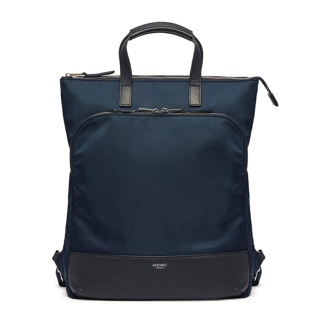 "Harewood 15"" Slim Laptop Tote Backpack – KNOMO"