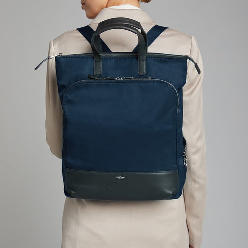 "Laptop Tote Backpack - 15"" - Harewood 