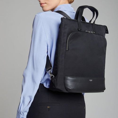 "KNOMO Harewood Laptop Tote Backpack - 15"" Main Image 