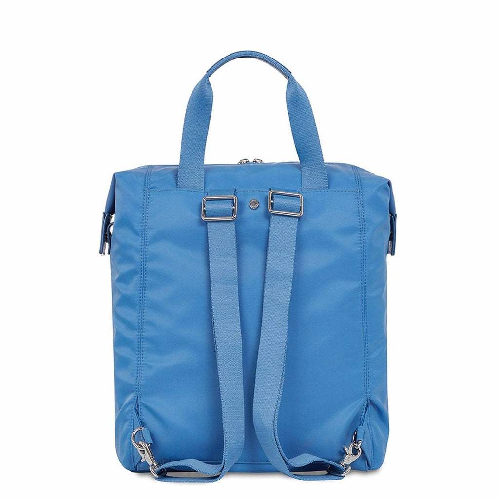 "Mini Chiltern 13"" Laptop Tote Backpack - Cornflower Blue 