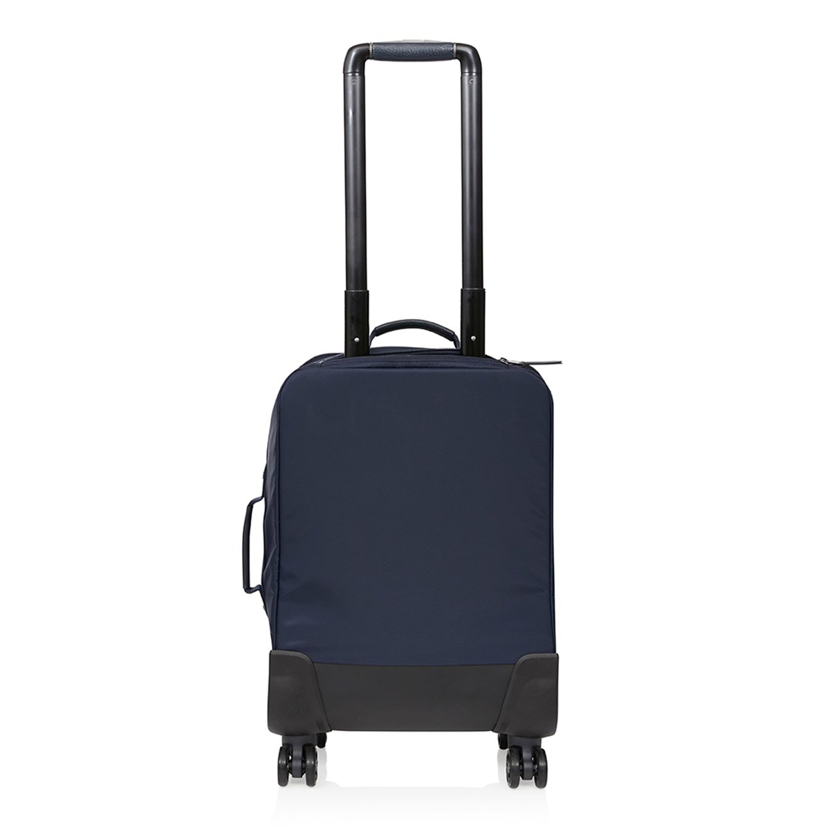 "KNOMO Park Lane Boarding Tote From Back 15"" -  Dark Navy 