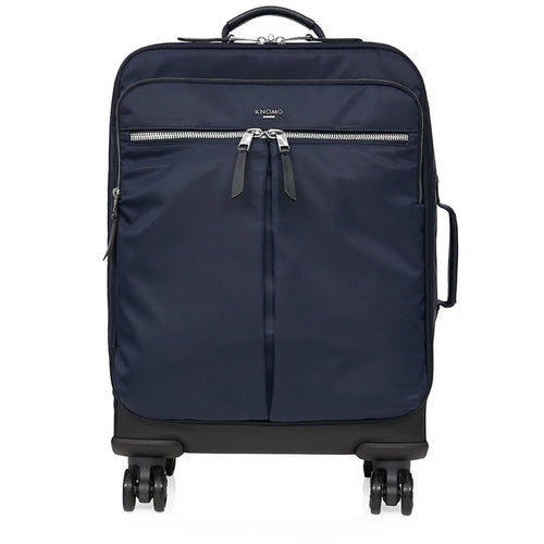 KNOMO Park Lane 4 Wheel Carry-on From Front | knomo.com