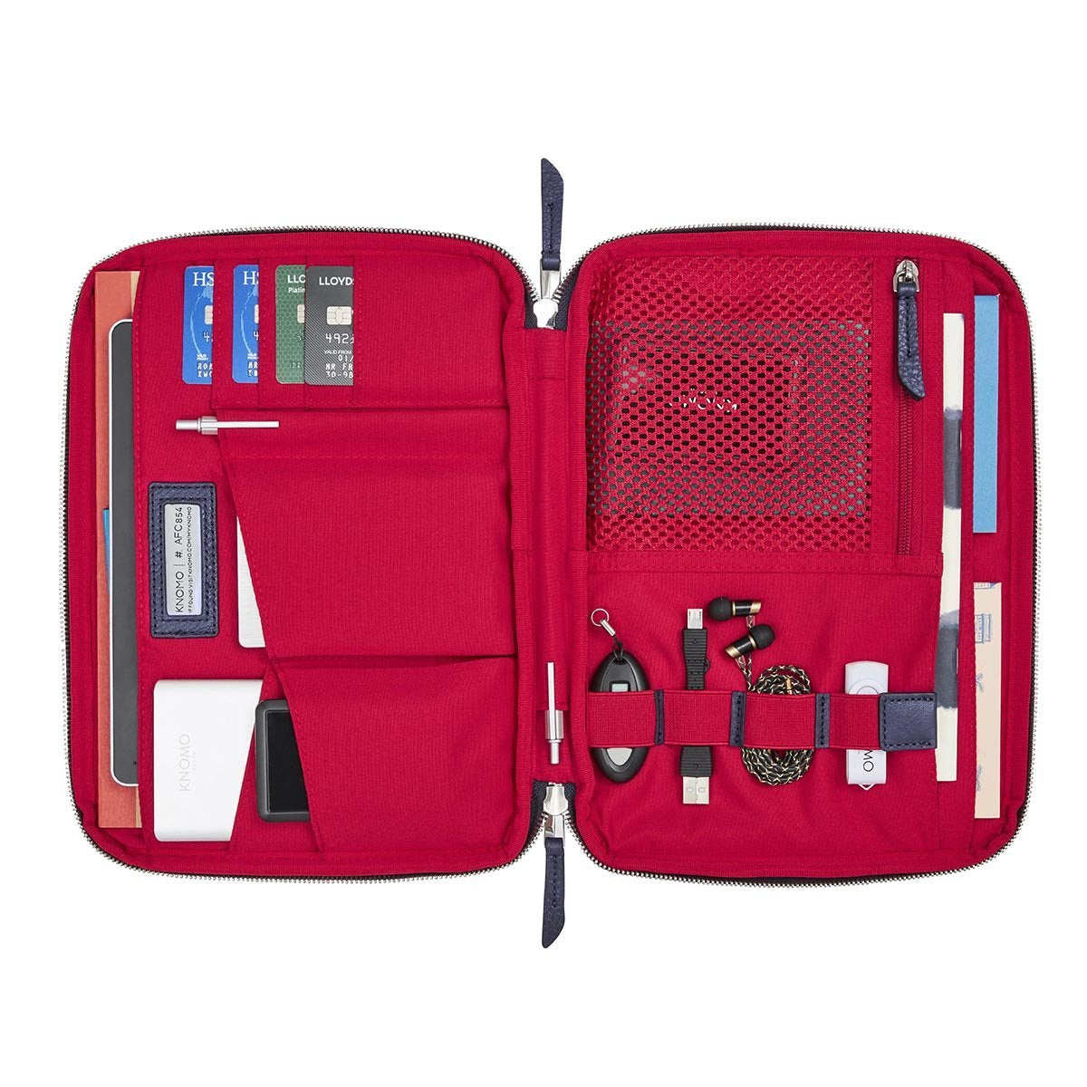 "Knomad X-Body Organiser - 10.5"" Tech Organiser For Everyday -  