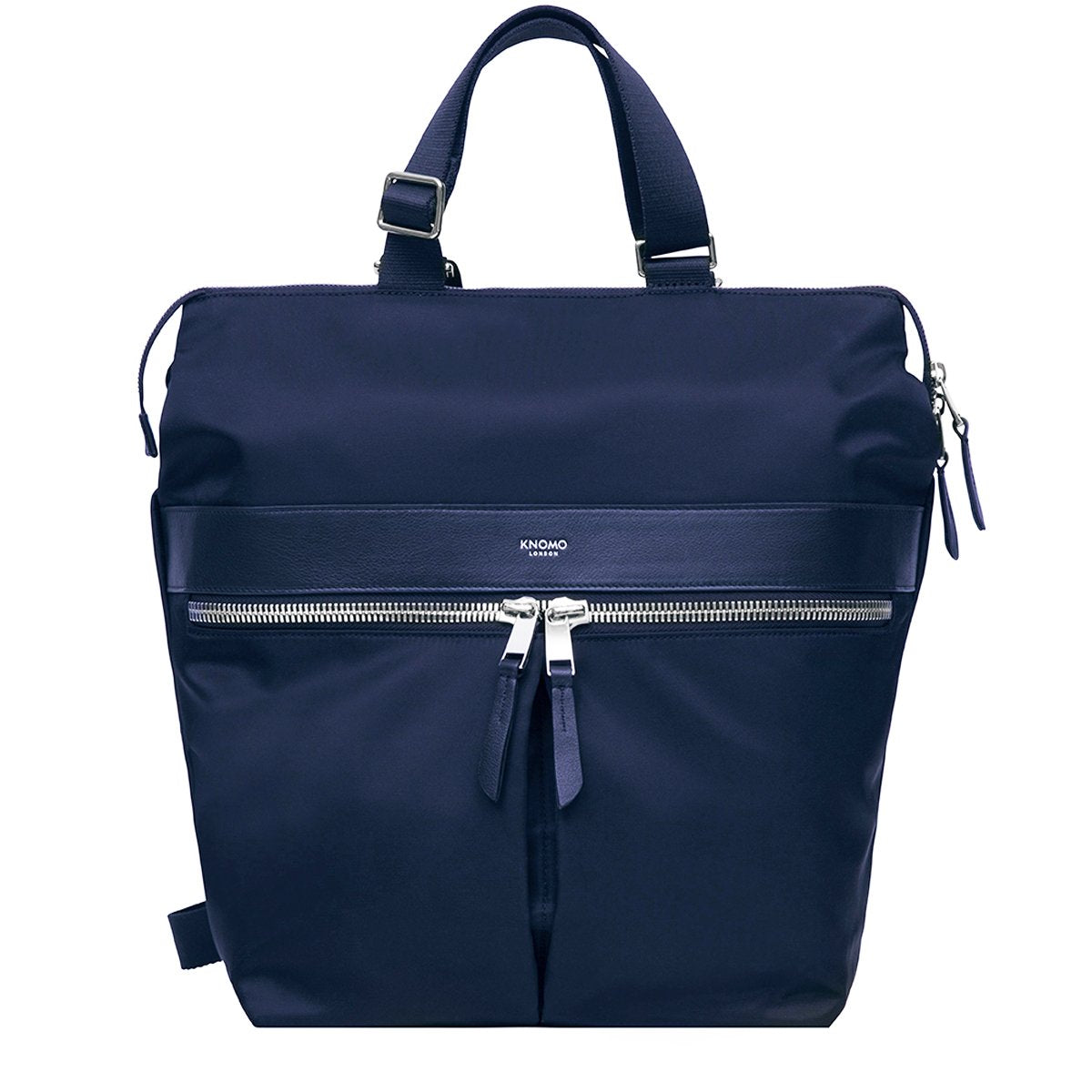 "Gilbert Laptop Tote Backpack - 14"" -  Dark Navy 