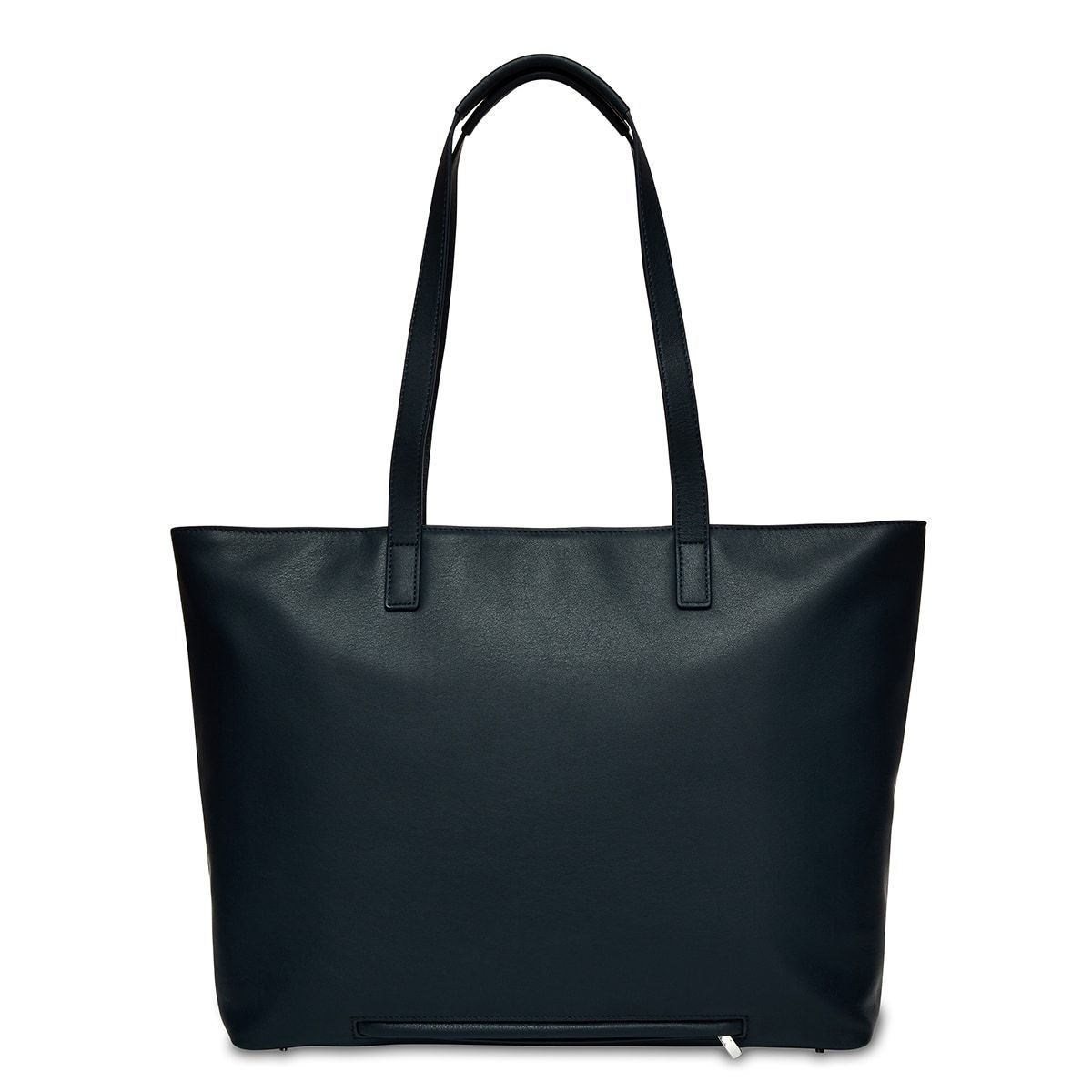 "KNOMO Maddox Laptop Tote From Back 15"" -  Dark Navy Blazer 