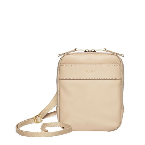 Leather Cross-Body - Rex | KNOMO