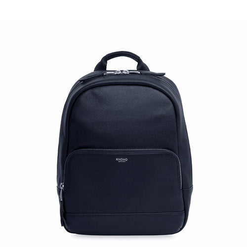 "Leather Mini Backpack - 10"" - Mini Mount 