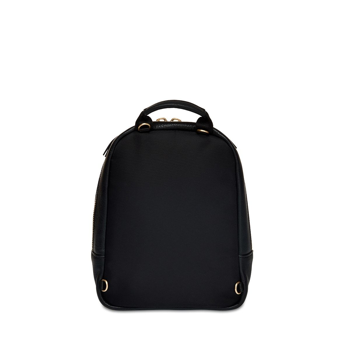 "KNOMO Beauchamp XXS Backpack / X-Body From Back 6"" -  Black 