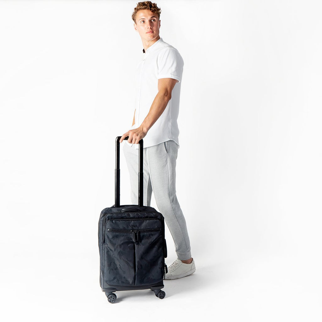 4 Wheel Carry-on (Porto) – KNOMO