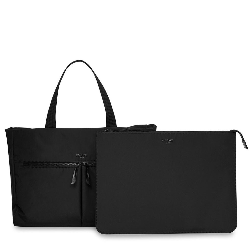 "Amsterdam Womens 14"" Laptop Tote - Black 