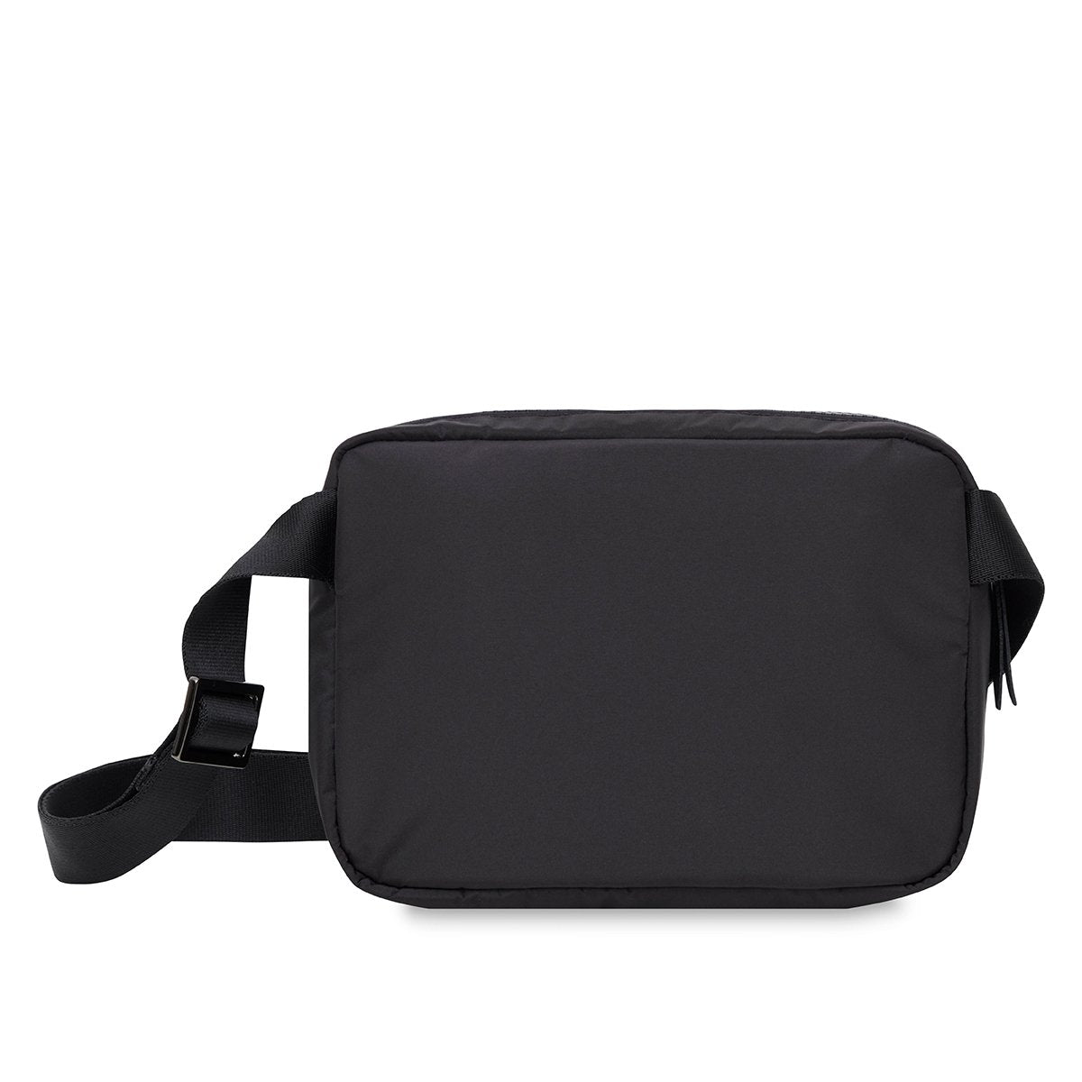 "KNOMO Palermo Ultra Lightweight X-Body From Back 10.5"" -  Black 