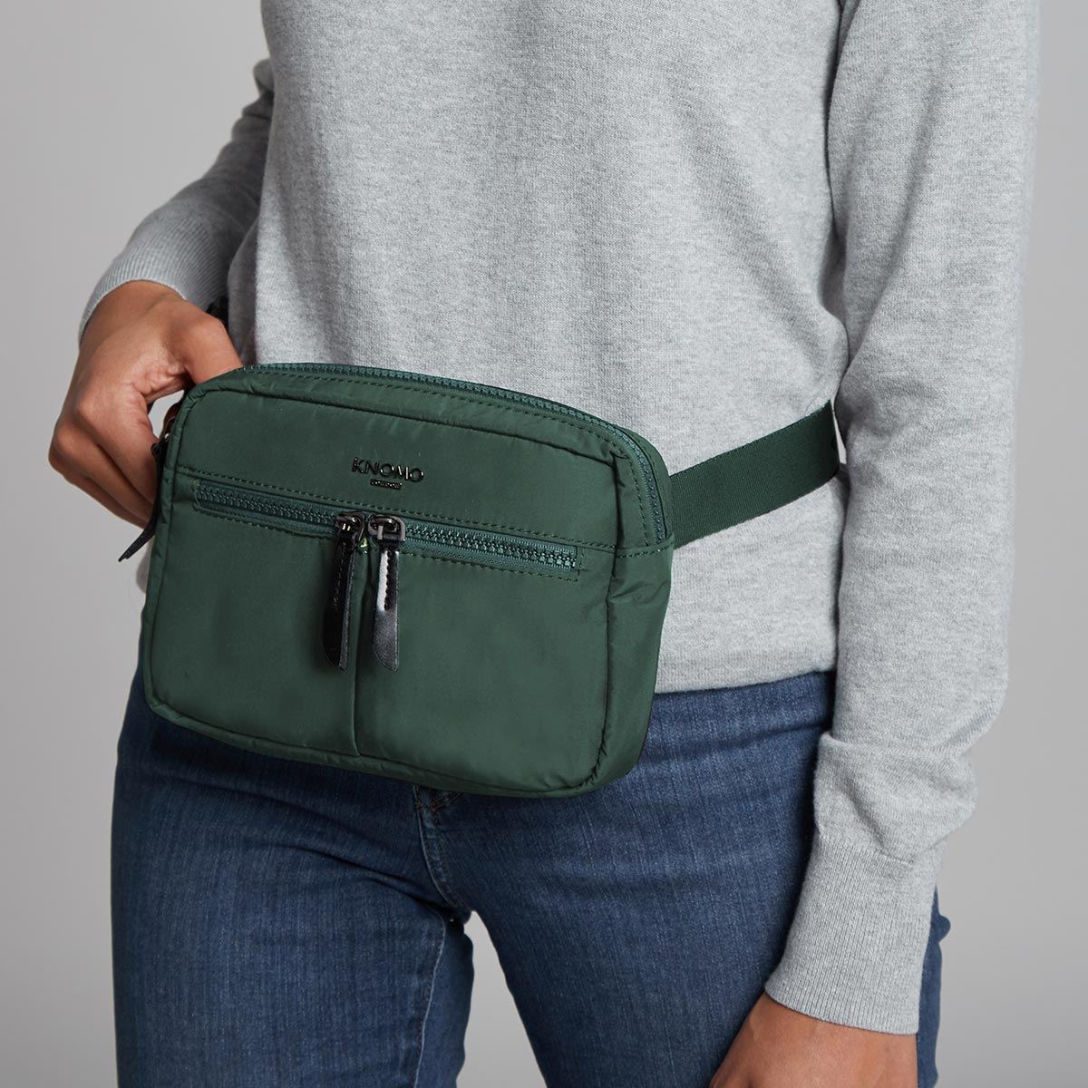 Palermo Ultra Lightweight Cross-Body - Body | KNOMO