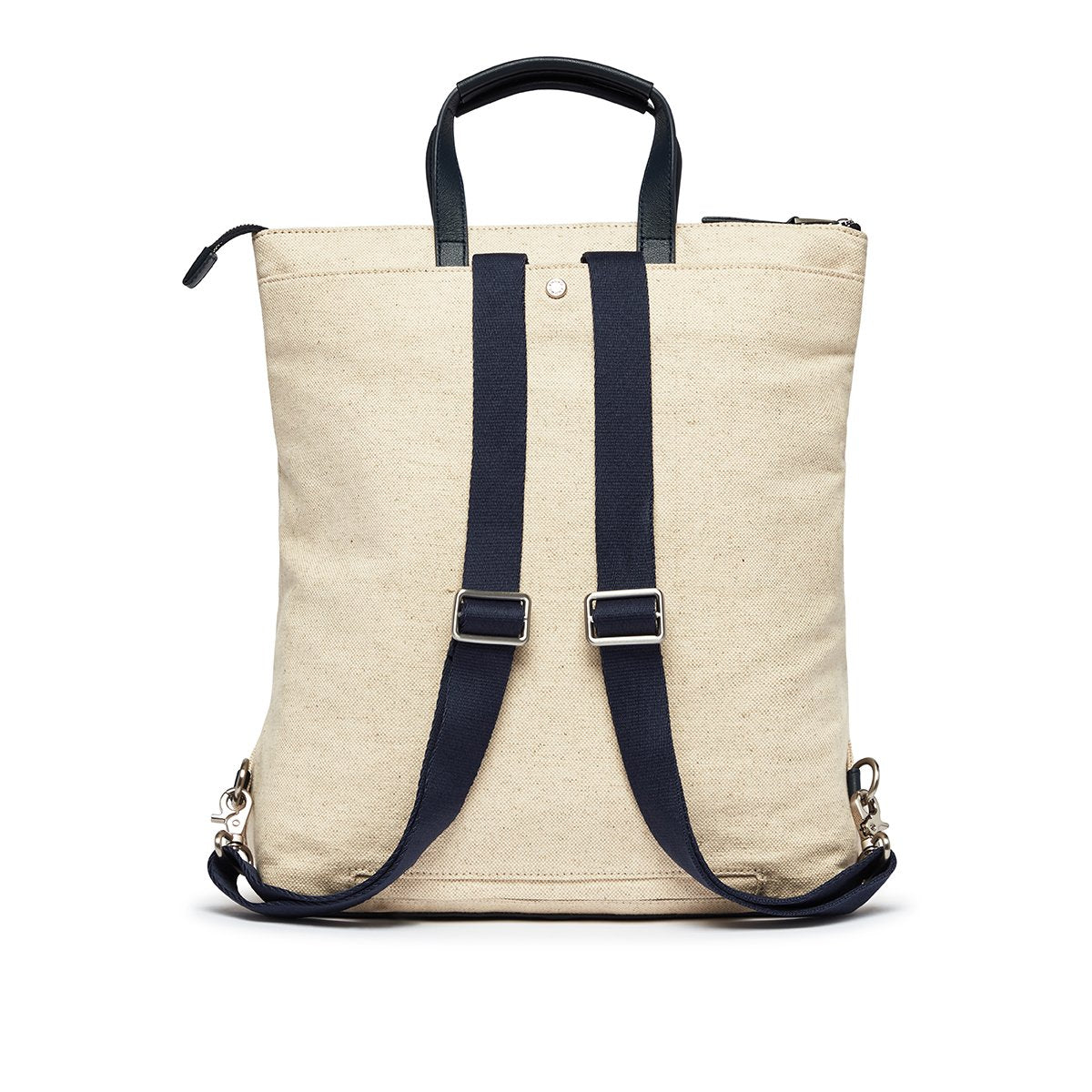 "KNOMO Harewood Totepack 15"" From Back 15"" -  Natural 
