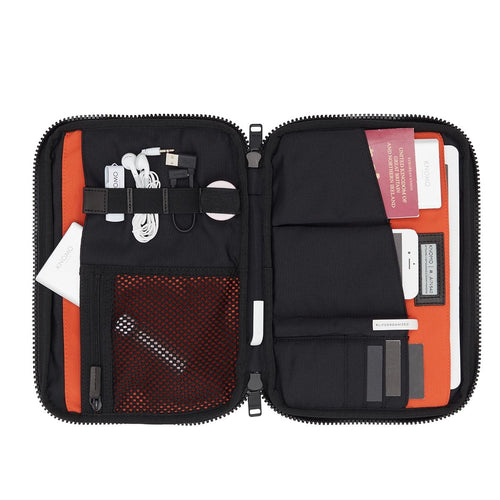 "KNOMO Fulham Knomad X-Body Organiser Tech Organiser For Everyday - 10.5"" Main Image 