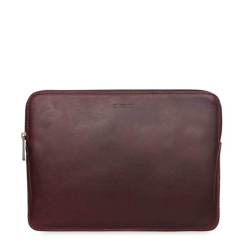 Leather Laptop Sleeve - 10.5""