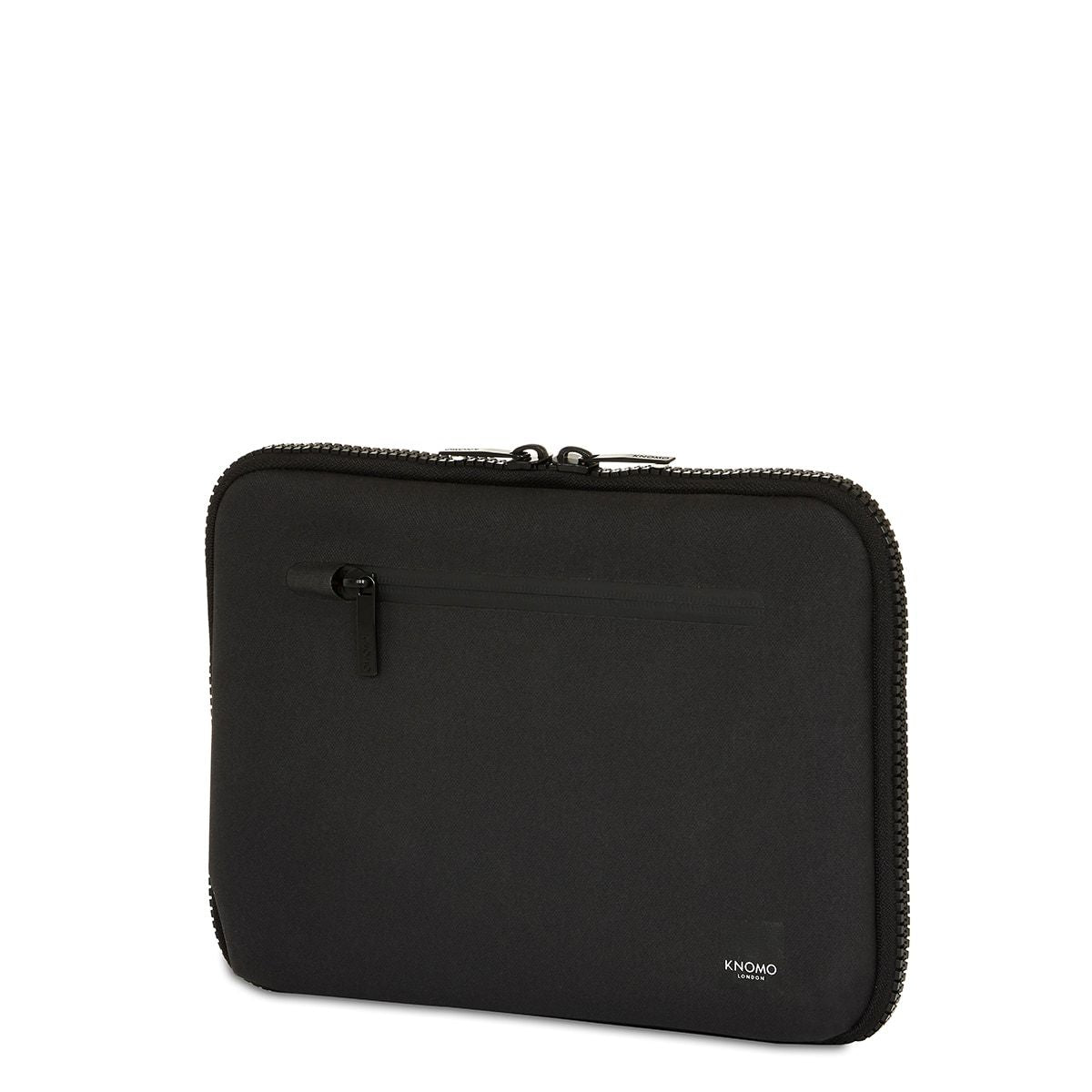 "KNOMO Thames Knomad Organiser Tech Organiser Three Quarter View 10.5"" -  Black 
