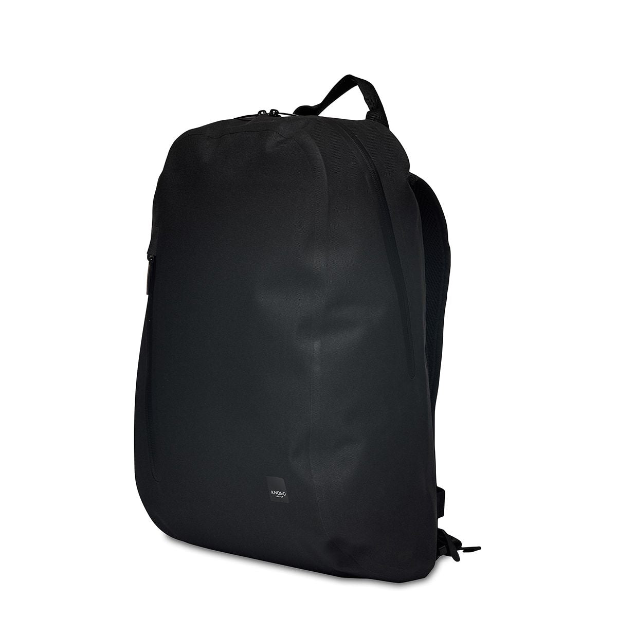"KNOMO Harpsden Laptop Backpack Three Quarter View 14"" -  Black 