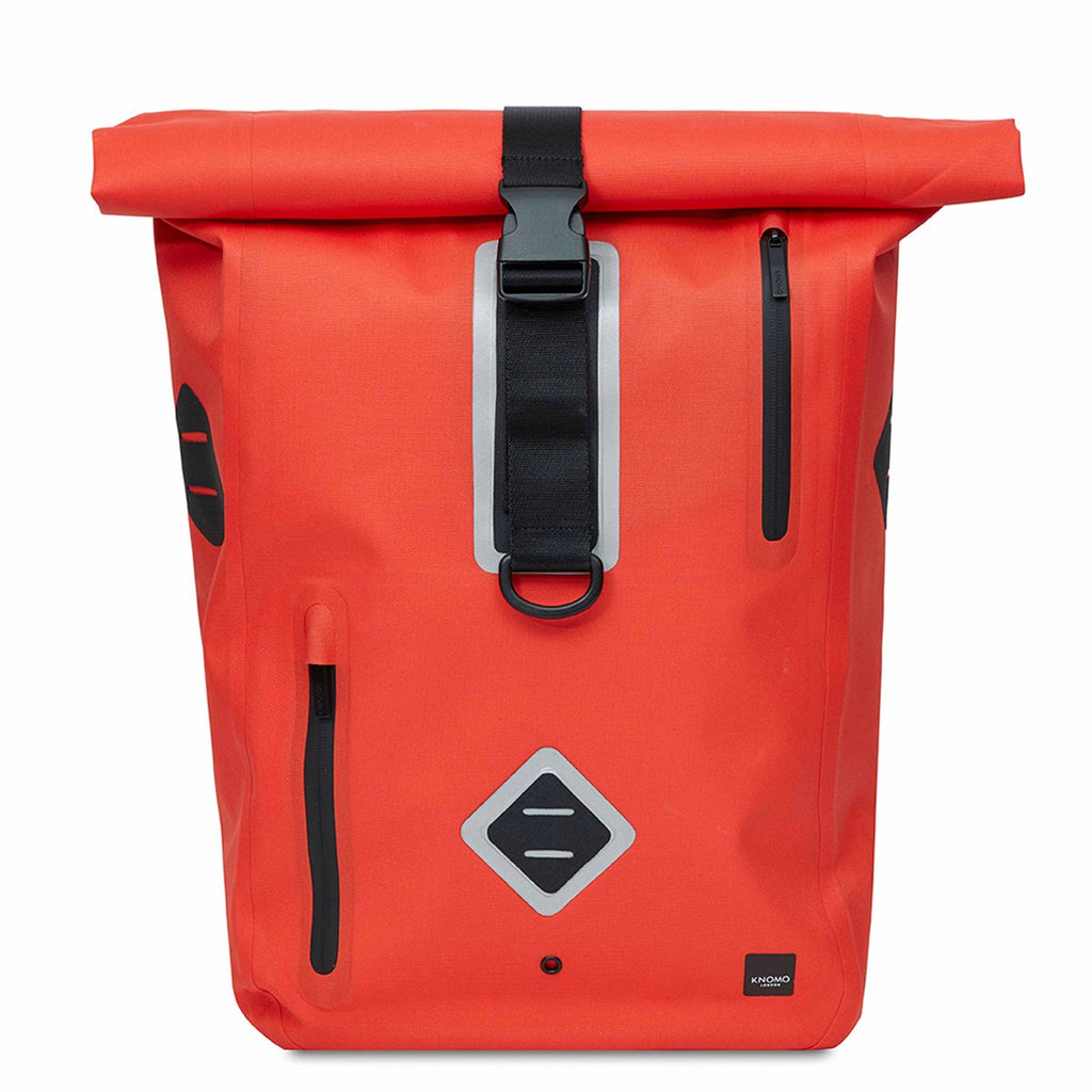 "Water Resistant Commuter Backpack 15"" - Flash Orange 