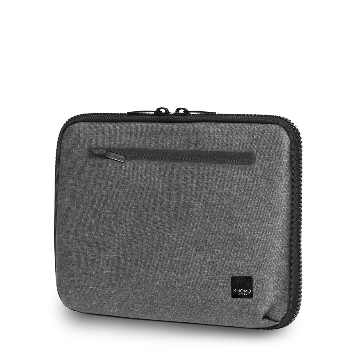 "KNOMO Thames Knomad Organiser Tech Organiser Three Quarter View 13"" -  Grey 