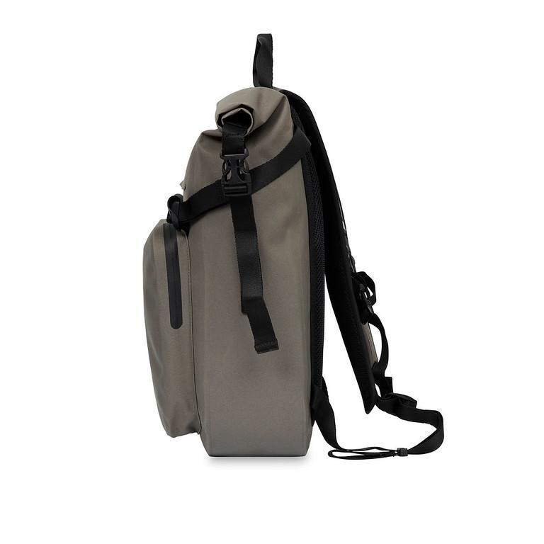 "Water Resistant Roll Top Laptop Backpack 14"" – KNOMO"