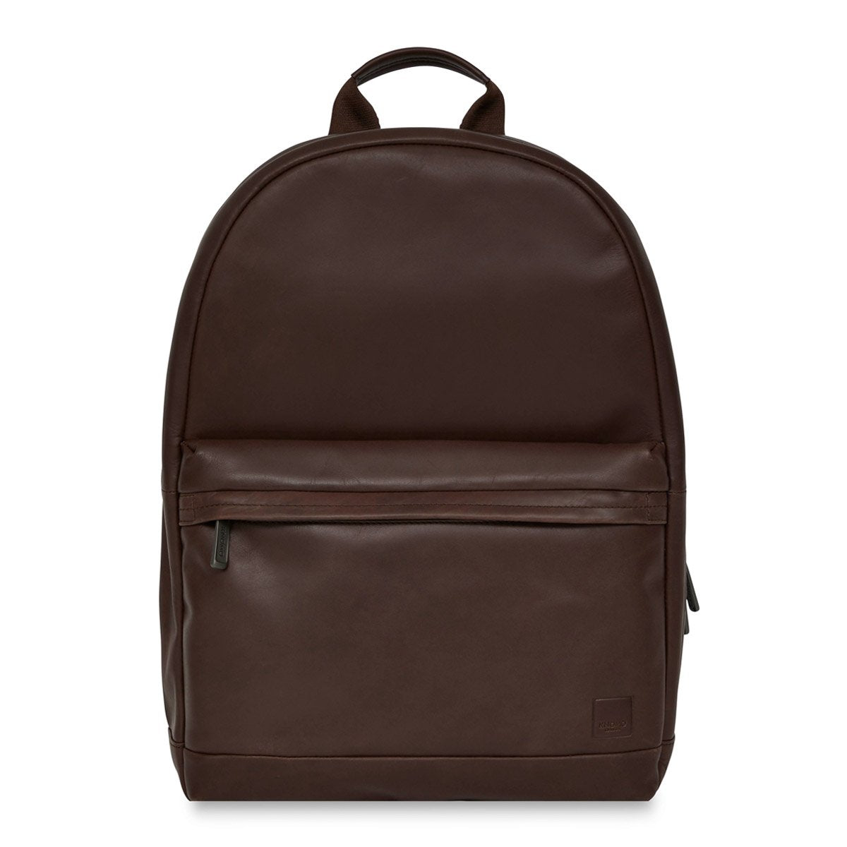 "Albion Leather Laptop Backpack - 15"" -  Brown 