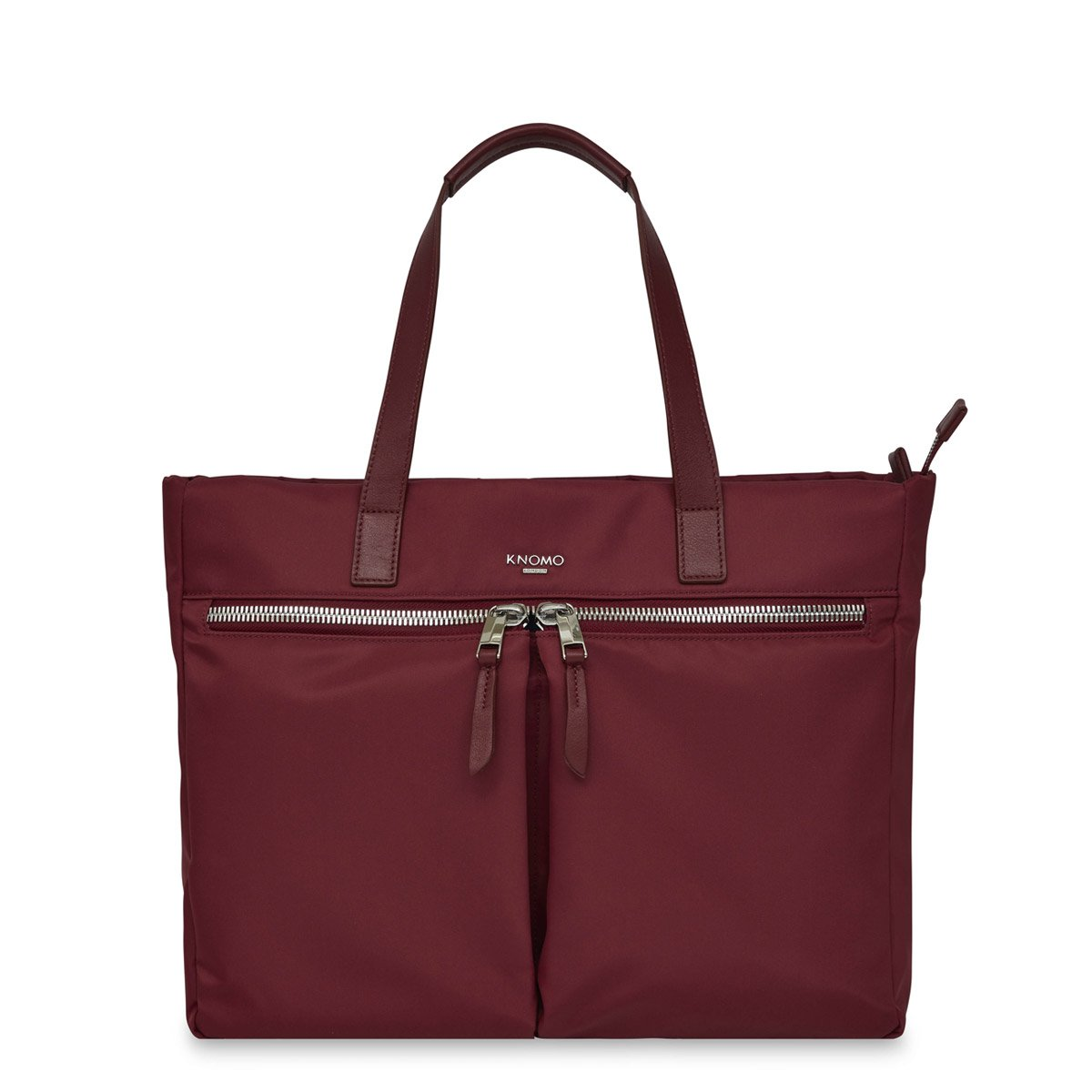 Blenheim tote 15  berry front