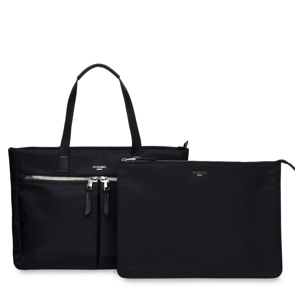 "Blenheim 14"" Laptop Tote - Black 