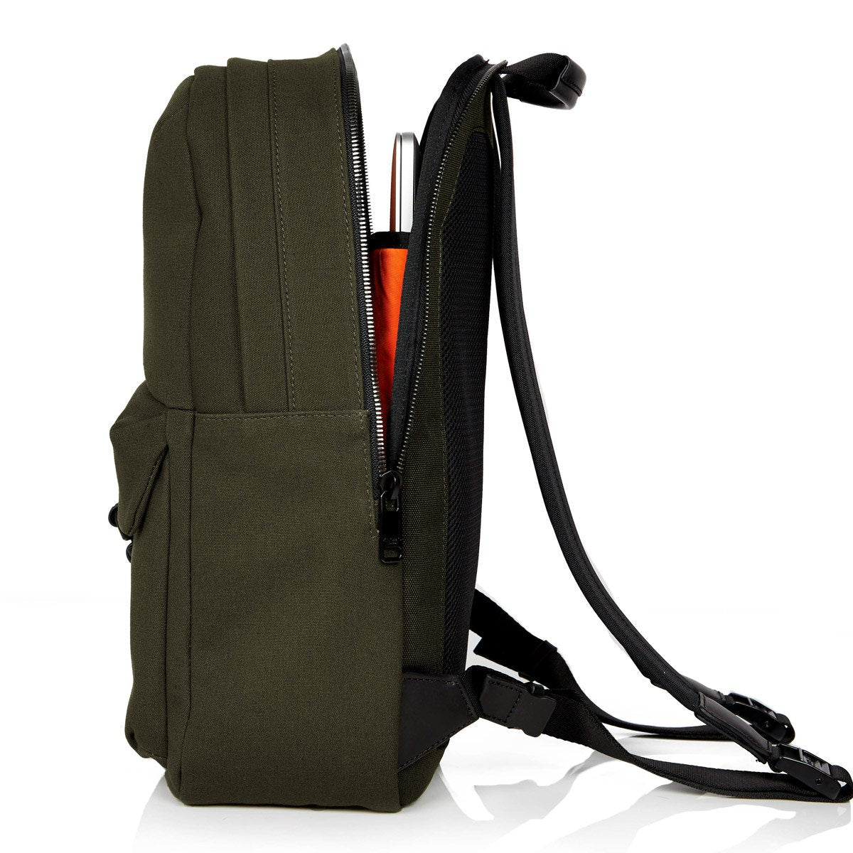 "Christowe Backpack 15"" - Dark Green 