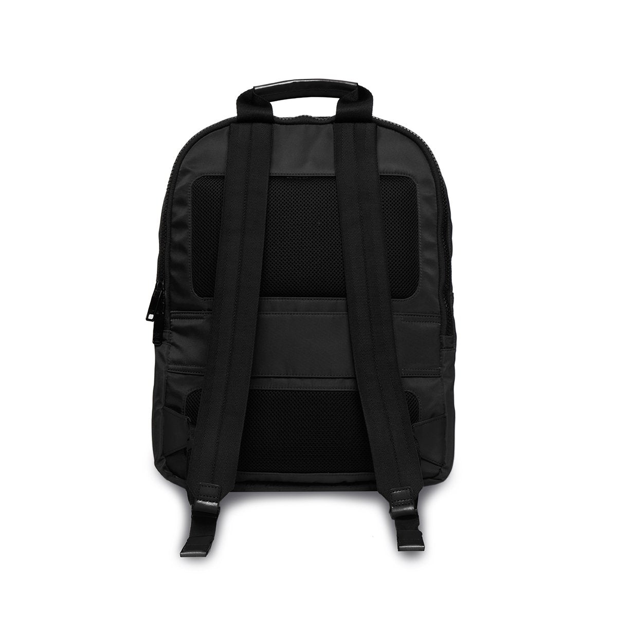"KNOMO Christowe Backpack From Back 15"" -  Black 