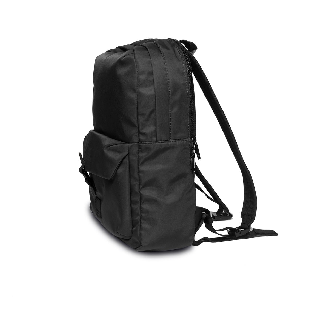 "KNOMO Christowe Backpack From Side 15"" -  Black 